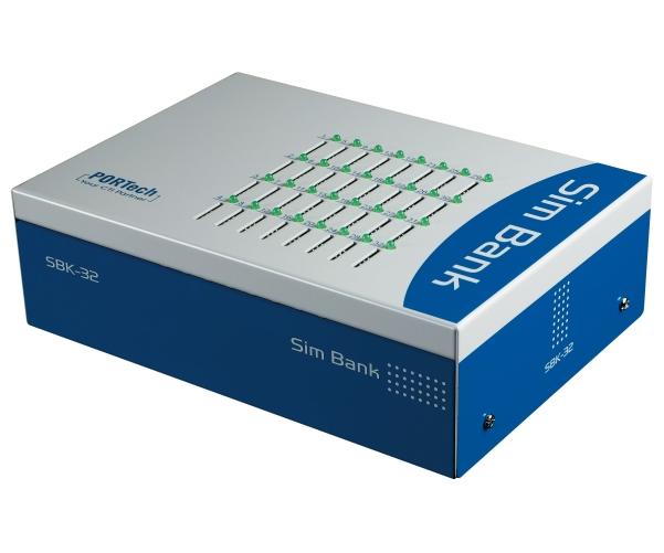 SBK 32 Remote SIM Bank