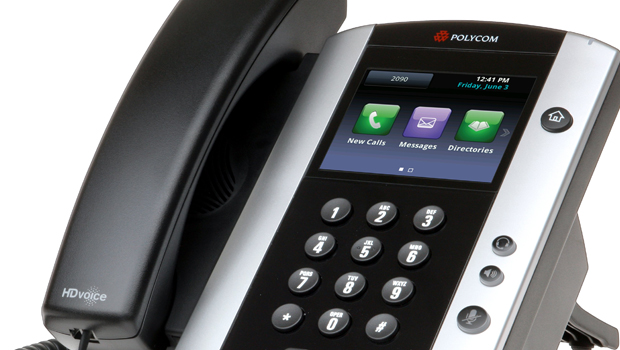 Polycom Offers New High-Quality Business Phone VVX 500 with One-Touch Access to Multimedia Features
