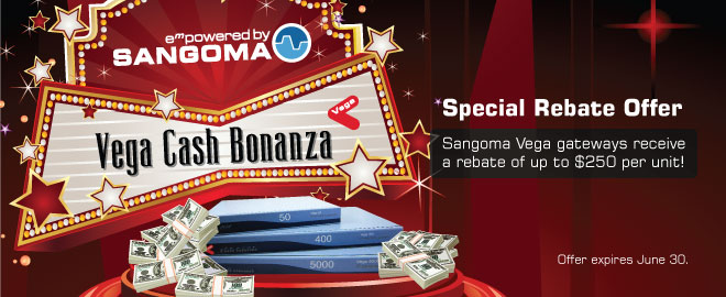 Vega Cash Bonanza