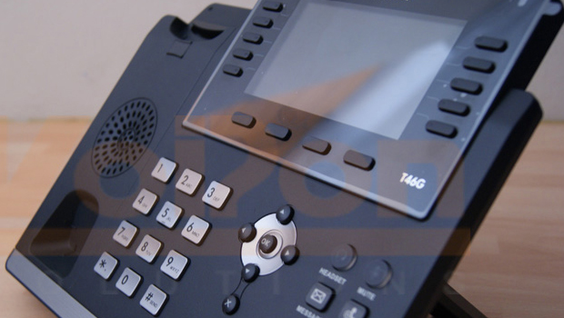 A Quick Look and Review of the Yealink T46G IP Phone