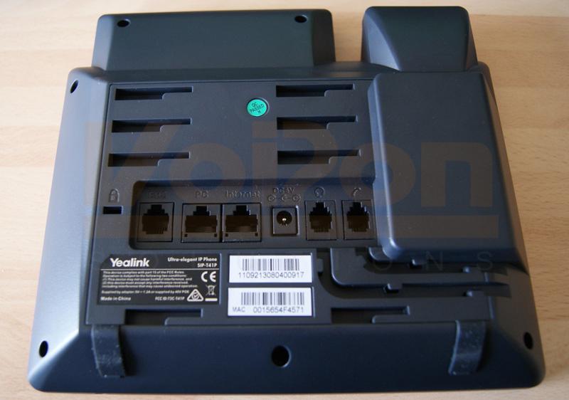 yealink-t41p-ports