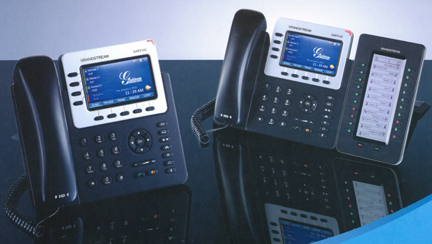 Grandstream Announce Two New Enterprise VoIP Phones