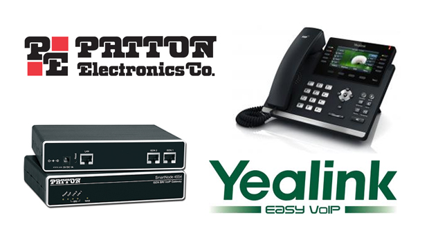 Patton Announces Global Partnership with Yealink, Offering Bundled VoIP Solution