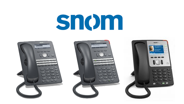 snom IP Desktop Phones And PA-1 SIP Paging Adapter Interoperable With Hosted VoIP Service From Clarity Telemanagment