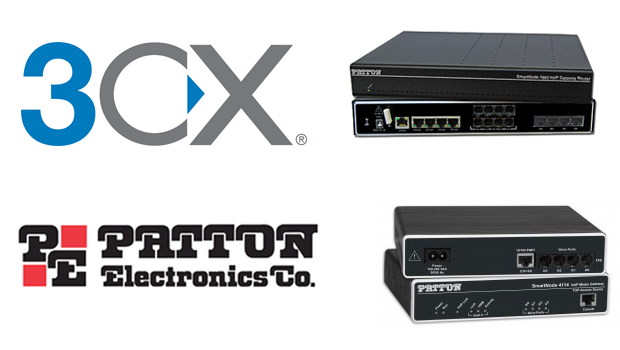 Partnership between 3CX and Patton Guarantees Full Interoperability for Partners and Customers