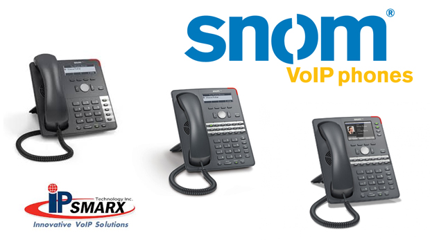 snom technology Extends Choices For Hosted VoIP; 7xx Series IP Phones Now Certified For IPsmarx Multi-Tenant IP-PBX Platform