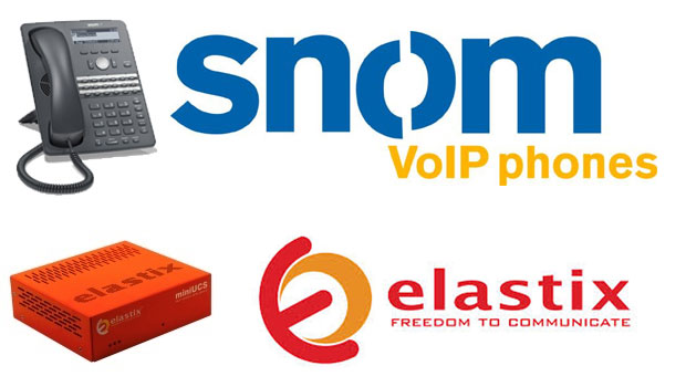 snom Expands Technology Partnership with Elastix