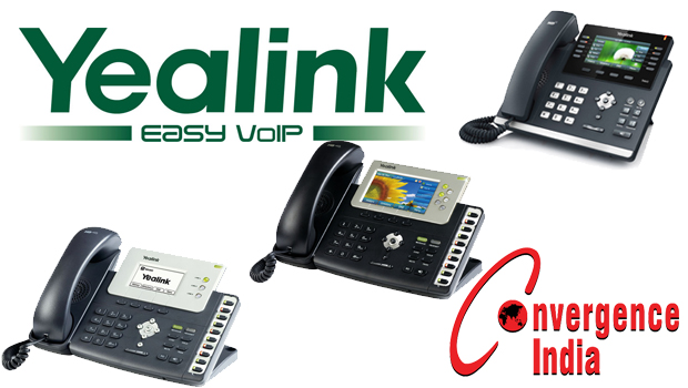 Yealink Announces Participation At Convergence 2014 India