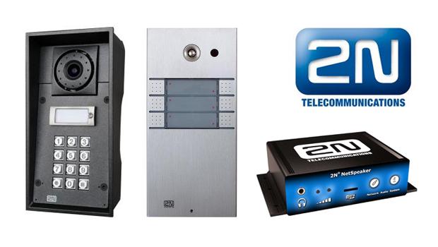2N IP intercoms and IP audio products now MET certified