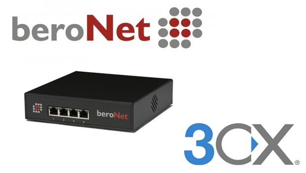 3CX and beroNet Connect to Guarantee Full Support for Partners and Customers