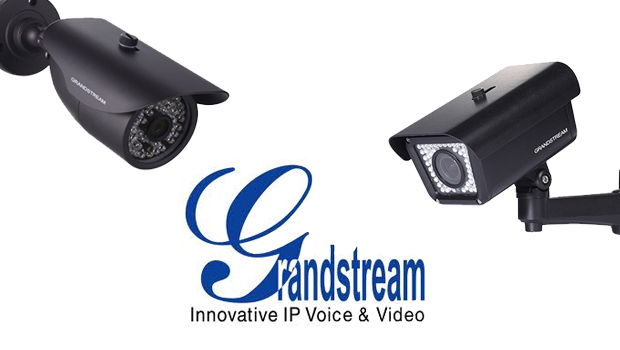 Grandstream Expands IP Surveillance Product Family With Four New Infrared, Weatherproof IP Cameras