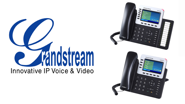 Grandstream redefines the office desk phone with launch of new GXP2140/GXP2160 enterprise IP phones