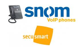 snom and Secusmart