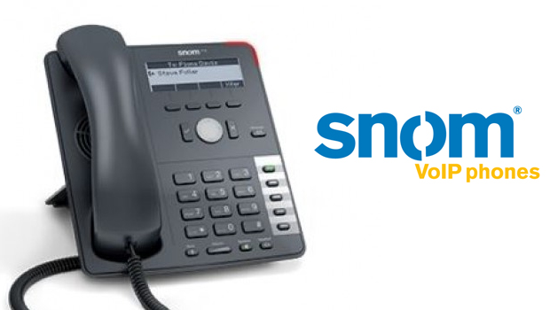 New snom 715 IP Phone Delivers Affordability, Advanced Features and GigE Performance