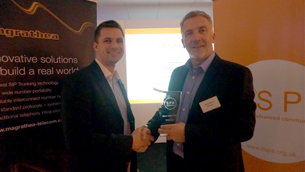 ITSPA Awards Announced – Polycom VVX600 wins the best VoIP CPE Award 2014 + highly commended snom 7xx series – sponsored by VoIPon