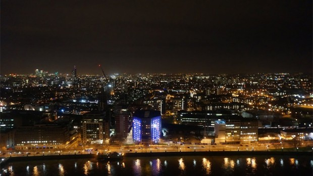 Altitude events space within the Millbank Tower, central London.