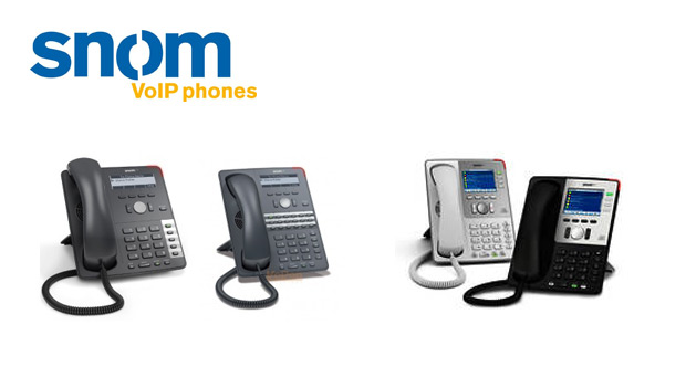 snom UC Edition Phones Capable of Native Lync Device Management
