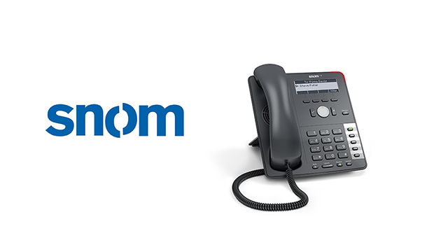 New snom 715 Phone Now Interoperable With Schmooze's PBXact and FreePBX® Unified Communication Systems