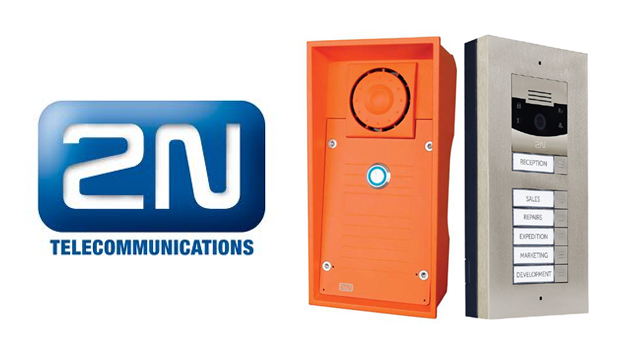 Milestone device pack fully utilises the advanced functions of 2N IP intercoms