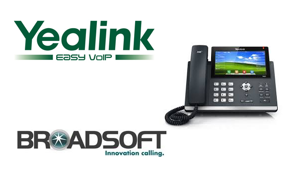 Yealink to Attend BroadSoft Connections 2014 as a Platinum Plus Sponsor