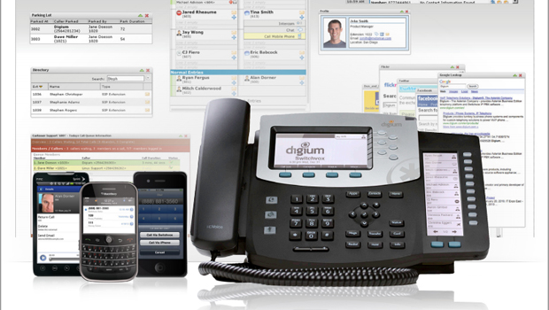 Digium Switchvox install for leading insurance/financial services company