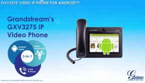 Grandstream GXV3275 Android IP Video Phone