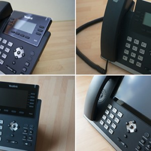 A Quick look and review of the Yealink T4 series IP Phones