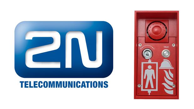 2N Announce New fire audio unit, the 2N Lift8 Fireman Unit