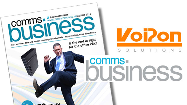 VoIPon Discusses The Future of Communications Platforms, Microsoft Lync and hybrid PBX solutions with Comms Business Magazine