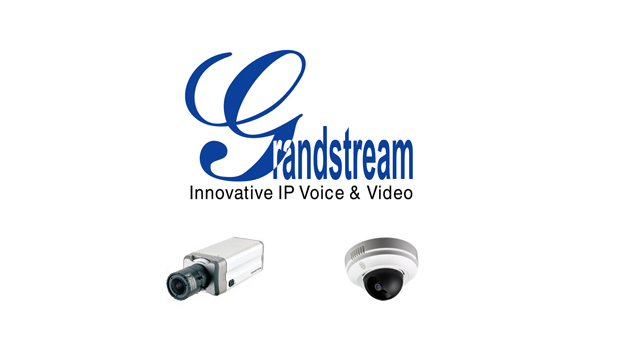 QNAP certifies Grandstream's IP Cameras and encoders/decoders with their NVR devices