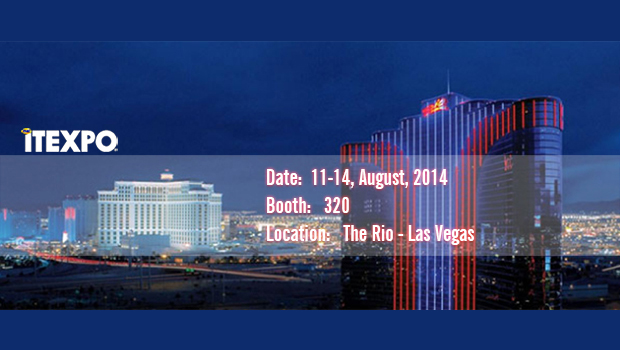 Yealink to Attend ITEXPO West 2014 in Las Vegas