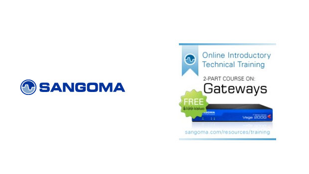 Sangoma Vega Certification starts again in September! Attend the Online Introductory Technical Training: Vega Gateways – Sept. 9 (Session 1 of 2)