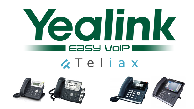Yealink IP Phones Certified for Interoperability With Teliax's IVY Platform