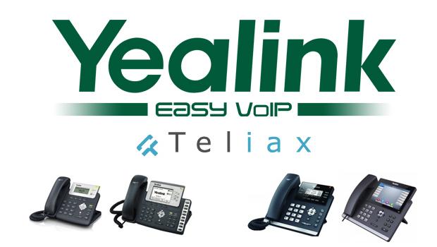 Yealink IP Phones Certified for Interoperability With Teliax's IVY Platform