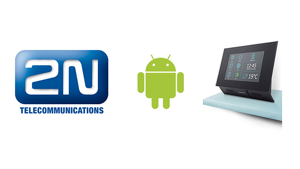 2N Presents Updated 2N Indoor Touch Communicator for Use with 2N Helios IP Intercoms