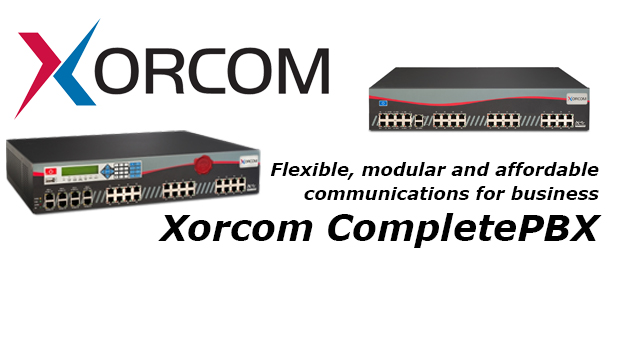 Latest version of Xorcom's CompletePBX product line released