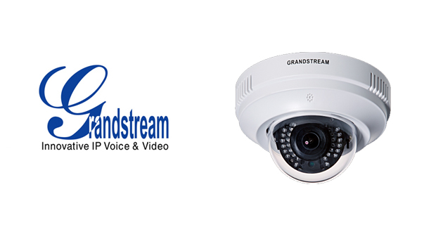 Grandstream Releases New HD IP Surveillance Camera for Beta Testing