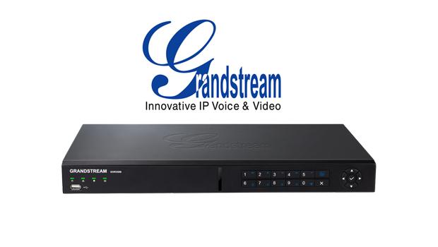 Grandstream Announces GVR3550 Network Video Recorder (NVR)