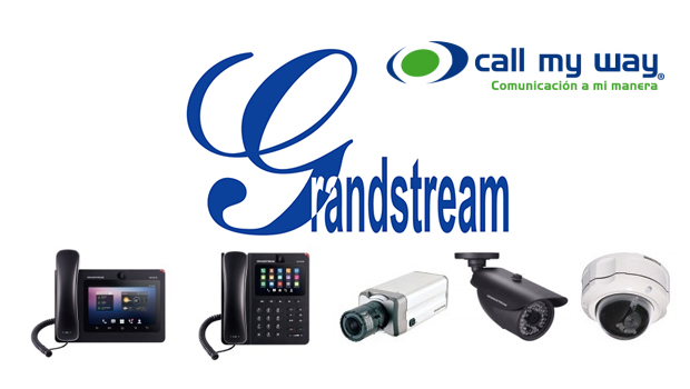 CallMyWay Announces Certification of Grandstream IP Phones and IP PBXs