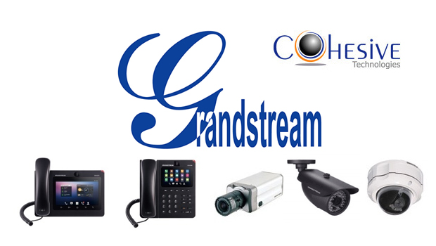 Cohesive Technologies to Exhibit with Grandstream at Convergence India 2015