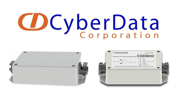 CyberData's First Release for 2015, the Networked Door Strike Relay Module, Provides Increased Secure Access When Programmed With a CyberData Intercom