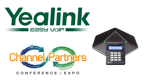 Yealink Will Demonstrate Its Brand New Video Conferencing System at Channel Partners 2015