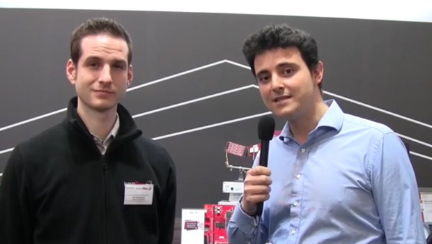 VoIPon Interview beroNet on their new VoIP Gateway and more @ CeBit 2015