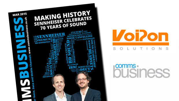 VoIPon Discuss the Latest Trends in the PBX and Communications Platform Market with Comms Business Magazine