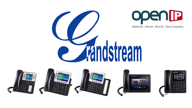 OpenIP Certifies Grandstream IP Phones