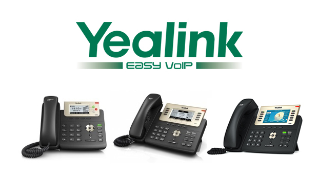 Yealink presents upgraded T2 series of IP phones