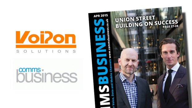 VoIPon Discuss Popular Video Conferencing Units, Margins, Reseller Tips and More with Comms Business Magazine