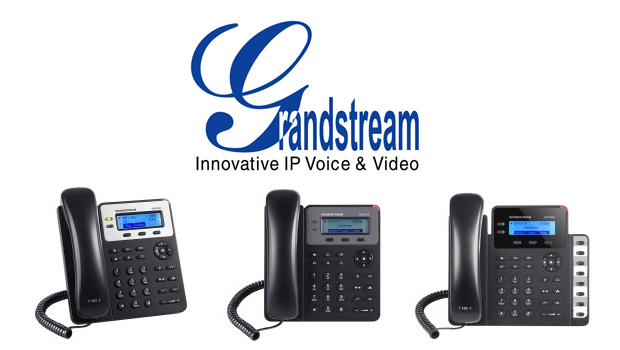 Grandstream Introduces New Entry Level Gigabit GXP1628 IP Phone