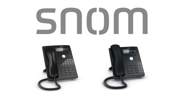 Snom D715 and D725 IP Phones Certified for Skype for Business