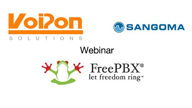 Sangoma FreePBX Appliances Launch – Sangoma FreePBX Webinar